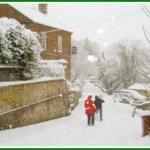 Snow Warning – Be prepared Jan 2017