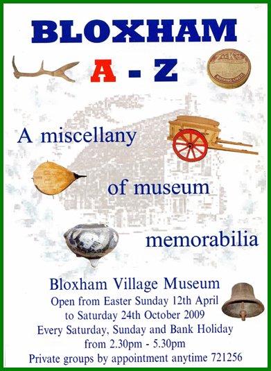 Bloxham Village Museum