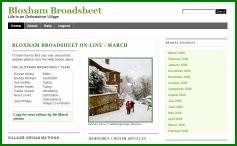 Bloxham websites