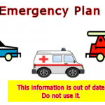 Emergency Plan – 2008