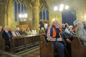 Village Meeting  – 24 Sept 2012