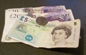 Bid for Bloxham Voluntary Group Cash?  31 Mar 2017