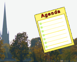 Parish Council Agenda -12th Oct 2017