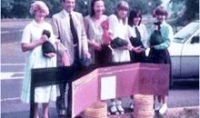 Bloxham Tuppenny Mile, April 1983