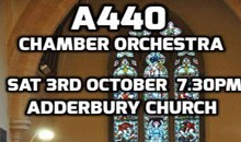 Adderbury Concert – 3rd Oct 2015
