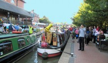 Banbury Canal Day – 4th Oct 2015