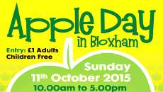 Bloxham Apple Day – 11th October 2015