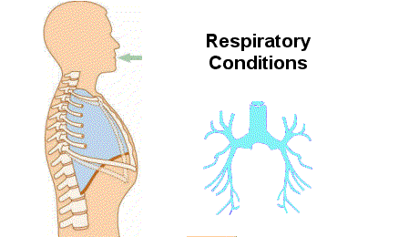 Respiratory Conditions talk – 19th Nov 2015