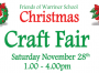 FOWS Christmas Craft Fair – 28th Nov 2015