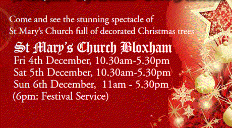 ChrisTreeFest – 4 -6th Dec 2015