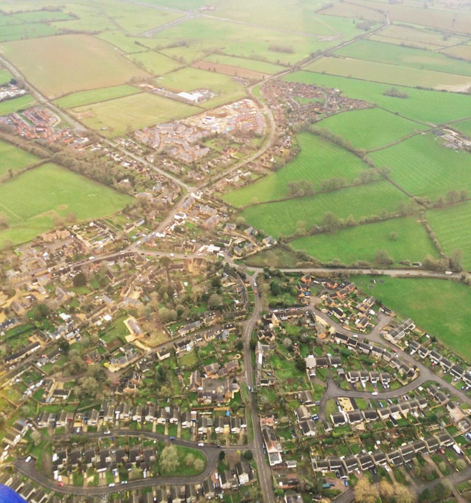 Aerial Photos of Bloxham