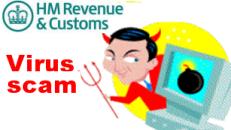 Virus scam – HM Revenue & Customs – Feb 2016