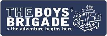 Boys' Brigade Awards invite – 13th May 2016