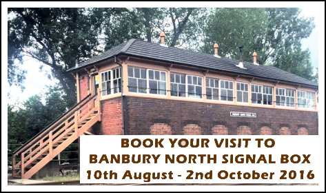Visit signal box before it goes – Aug/Sept2016