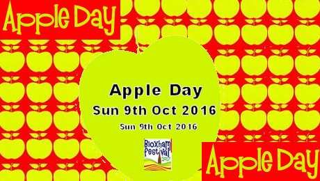 Bloxham Apple Day – 9th Oct 2016