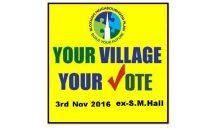 Bloxham Neighbourhood Plan Referendum – 3rd Nov 2016