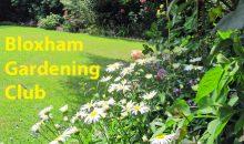 Gardening Club Trip – 3rd July 2017