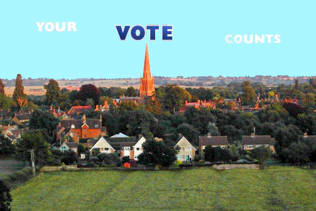Neighbourhood Plan – What will you vote on 3rd Nov 2016