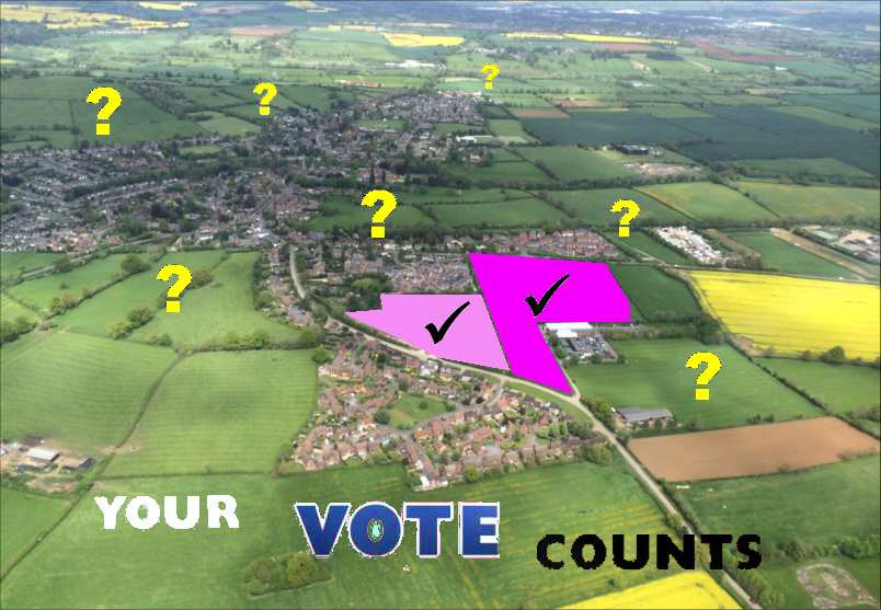 Neighbourhood Plan: How will you vote? – 23rdOct 2016