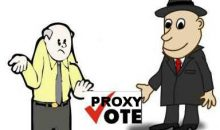 Last Day for Proxy Vote – 26th Oct 2016