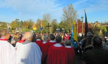 Remembrance Service Photos – 2016