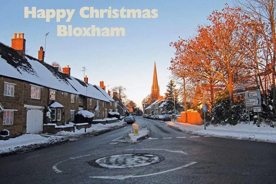 Happy Christmas Bloxham