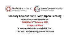 Banbury Sixth Form Open Evening
