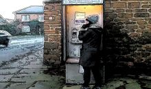 Bloxham Payphones to go