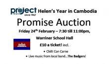 Promises Auction – 24th Feb 2017