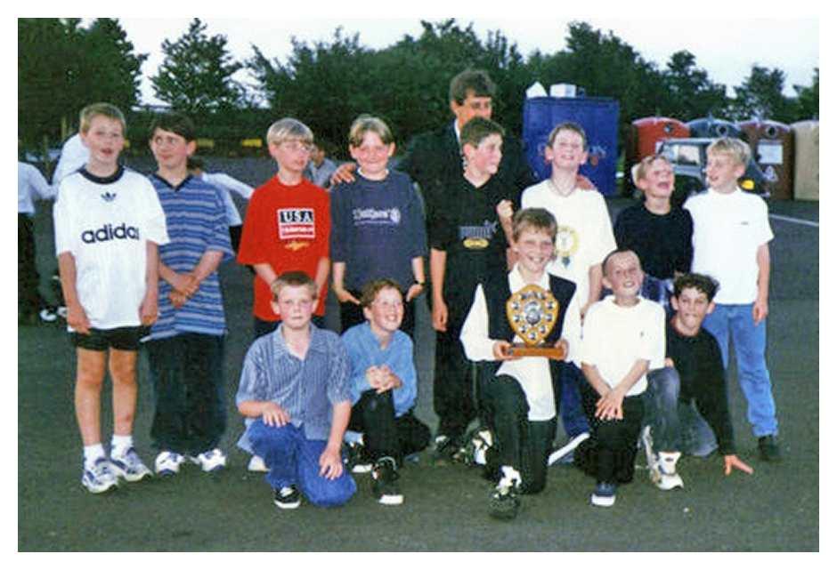 Anyone recall Bloxham Rangers – 1990s