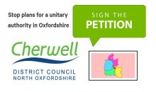 Petition against loss of local council – March 2017