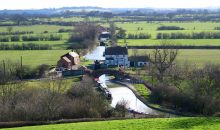 Oxford_Canal_from_Napton