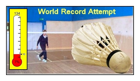 Become a world record holder – June 2017