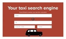 Taxi fare calculator – April 2017