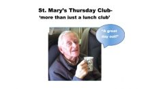 Bloxham  St Mary's Thursday Club – June 2017