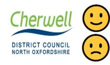 Share your thoughts on Cherwell Council – June 2017