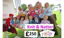 Thanks from Knit & Natter – July 2017