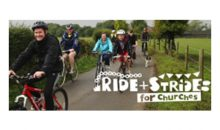 Ride and Stride Event – 9th Sept 2017