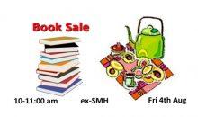 Book Sale – 4th Aug 2017