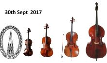 St Mary's Concert – 30th Sept 2017
