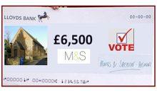Please vote for Ellen Hinde Hall cash – Oct 20th 2017