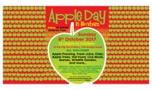 Apple Day – 8th Oct 2017