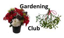 Gardening Club – 22nd Jan 2018