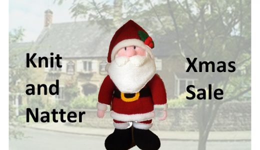Knit and Natter Xmas Sale – 3rd Dec 2017