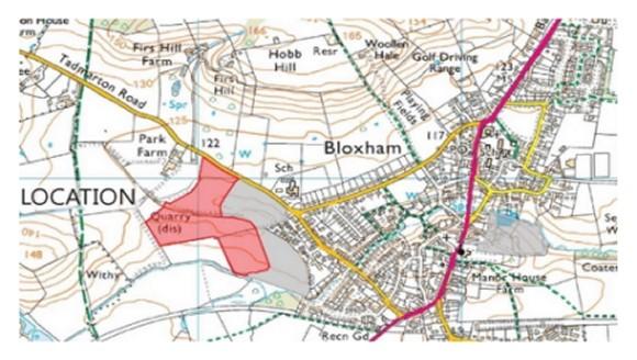 New estate of 150 houses for Bloxham? – Dec 2017