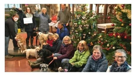 Christmas Tree Festival Results – 4th Dec 2017