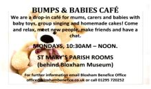 Bumps and Babies Cafe