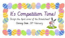Design a Cover – by 28th Feb 2018