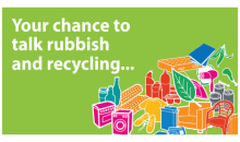 Recycling questionnaire – by 18th Feb 2018