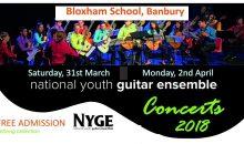 Guitar Concert – 31st March 2018